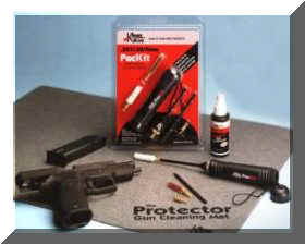 PocKit Handgun Cleaning Kit